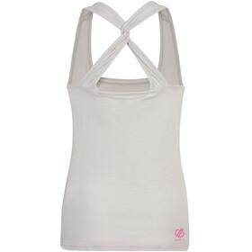 Dare 2b Plentitude - Camisa sin mangas Mujer - gris
